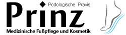Podologische Praxis Prinz Logo